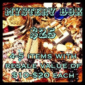 Jewelry Mystery Box